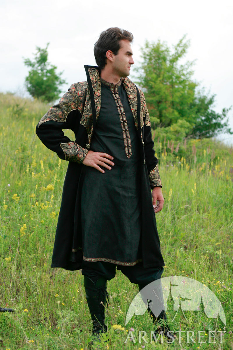 Medieval Prince Clothing