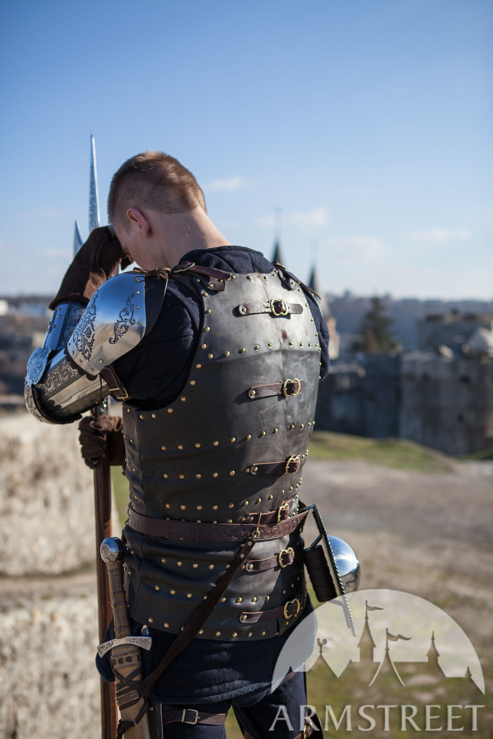 Medieval Wearable Combat Armor Quot Knight Of Fortune