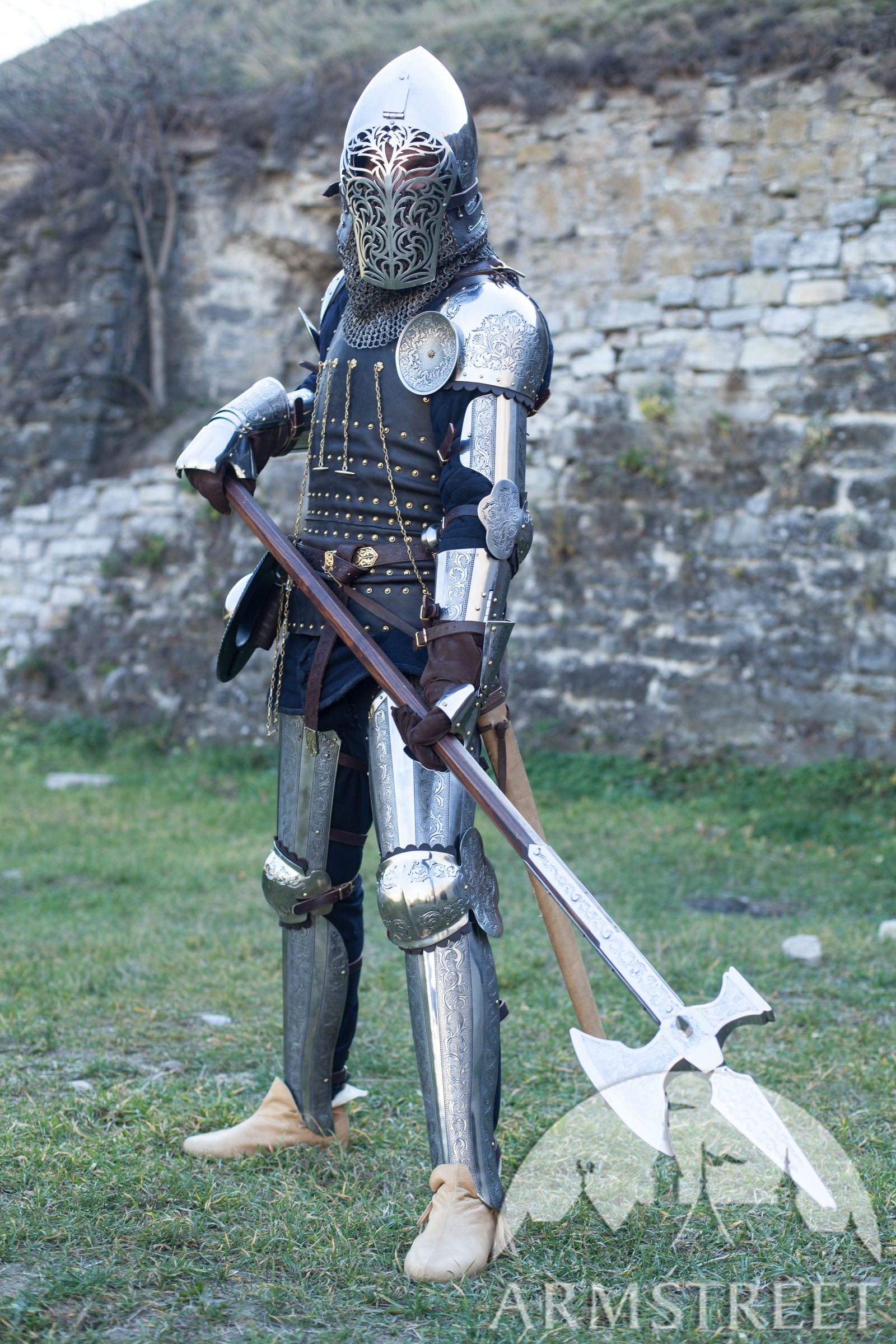 "Armor ""Knight of Fortune"""
