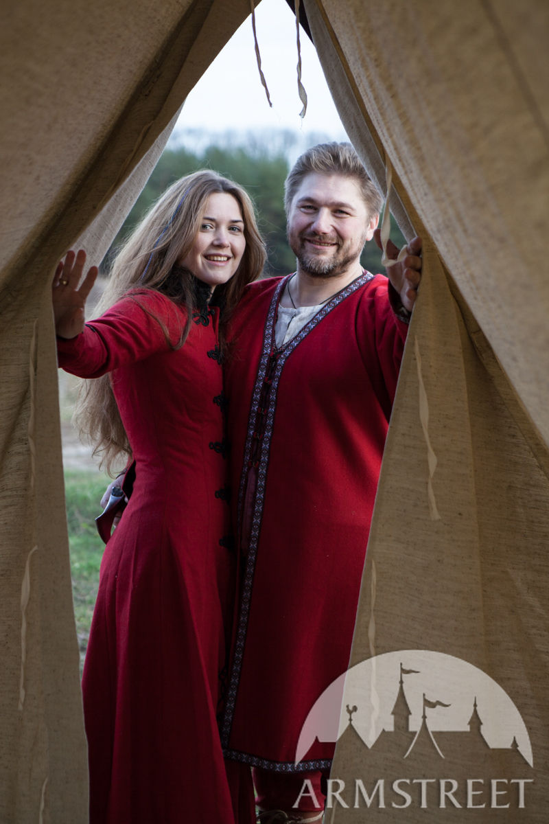 Canvas Viking Tent By Medieval Store Armstreet