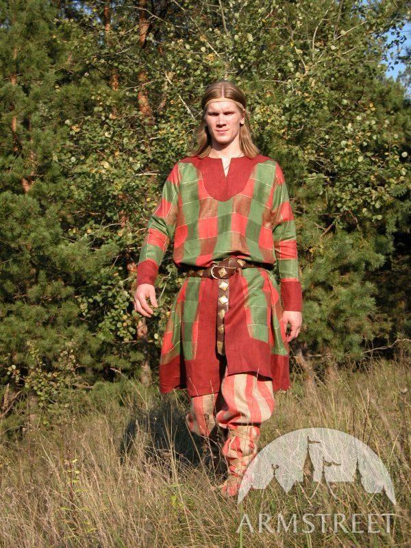 Sca Costume Medieval Tunic Medieavl Dress Renaissance