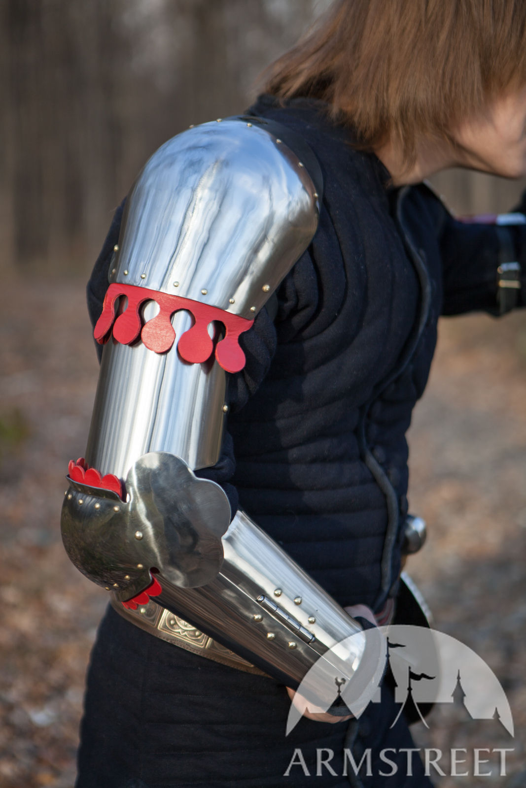 Wester Combat Arms: Stainless steel SCA armor