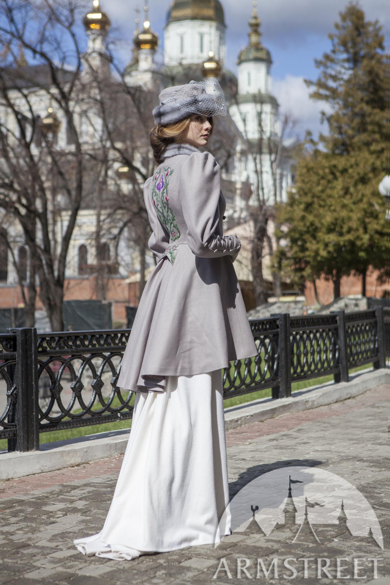 Belle Epoque Fashion Blog