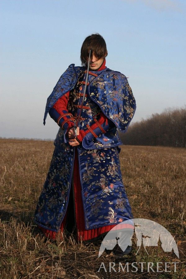 EXCLUSIVE FUNCTIONAL MONGOL AND KOREA ARMOUR