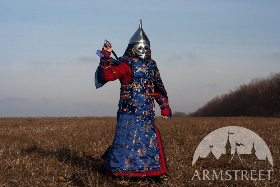 Mongol Armour http://armstreet.com/store/armor/exclusive-functional-mongol-and-korea-armor-armour-suit
