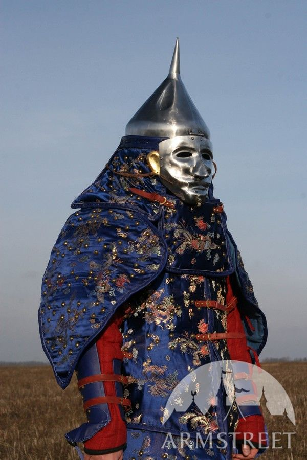 Deluxe Armor Korea Mongol Suit Armour Sca For Sale