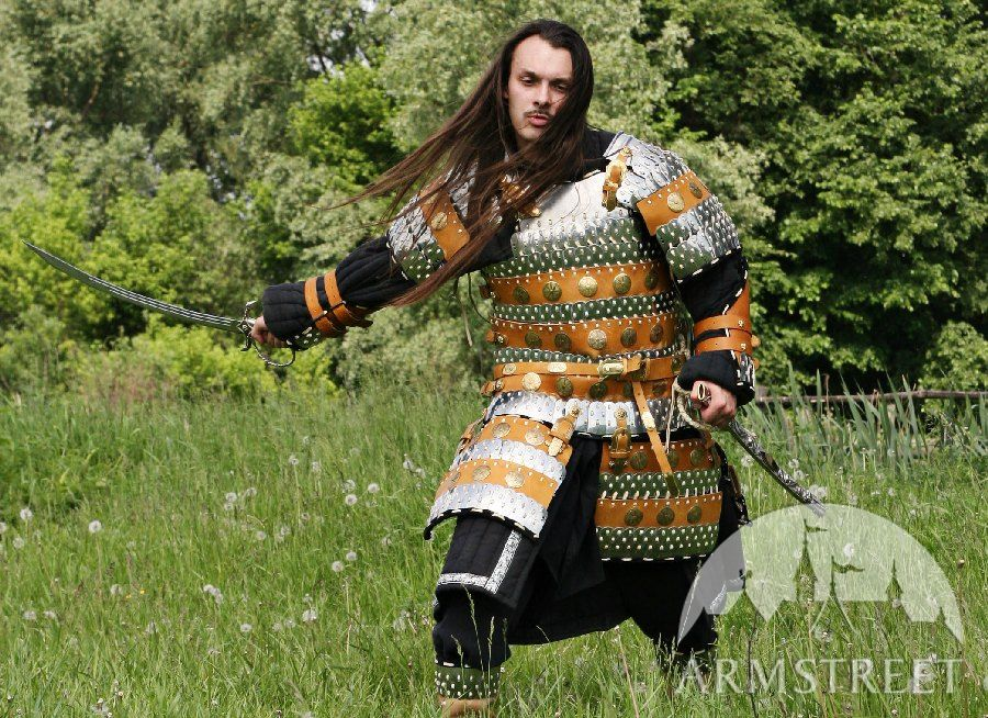 lamellar armor exclusive combat suit for sale  available