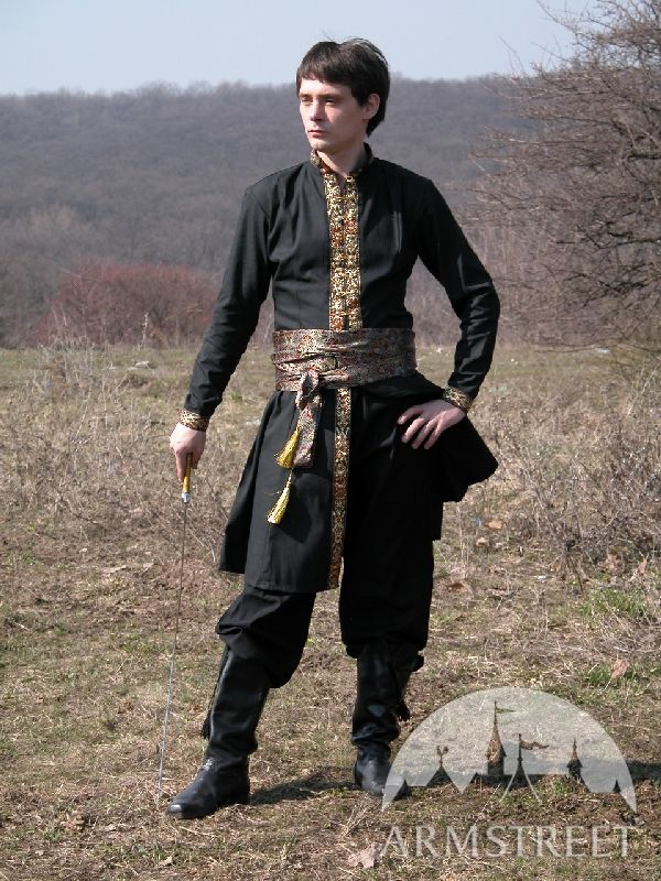 Medieval Woolen Exclusive Polish Szlachta Costume For Sale