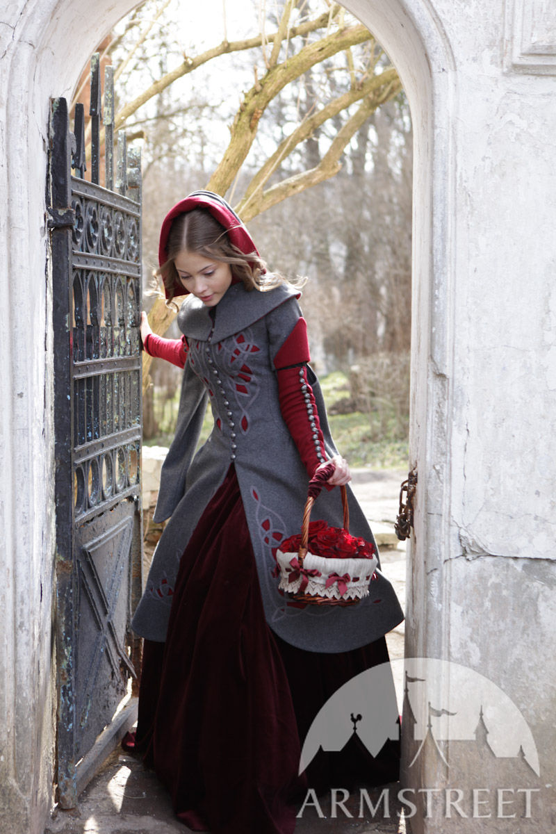 Red Ridding Hood