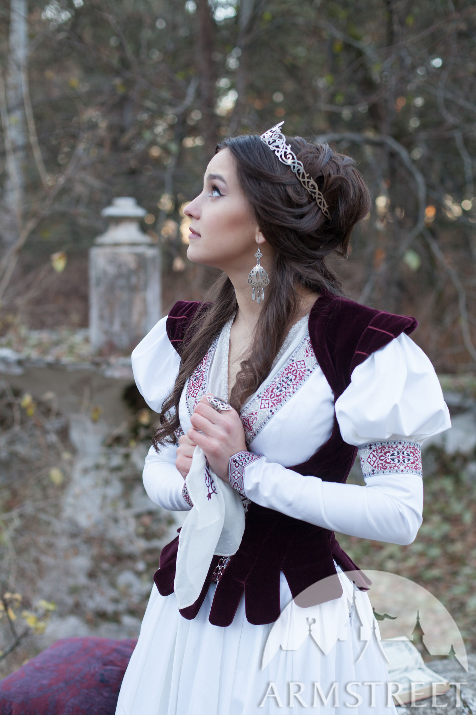 Found Princess period renaissance bodice. Available in ...