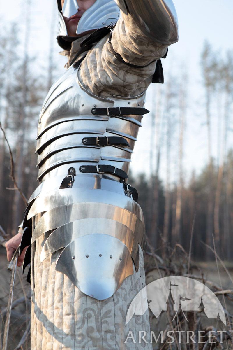 Fantasy Armour Kit Elven Prince Warrior Cuirass Tassets ...