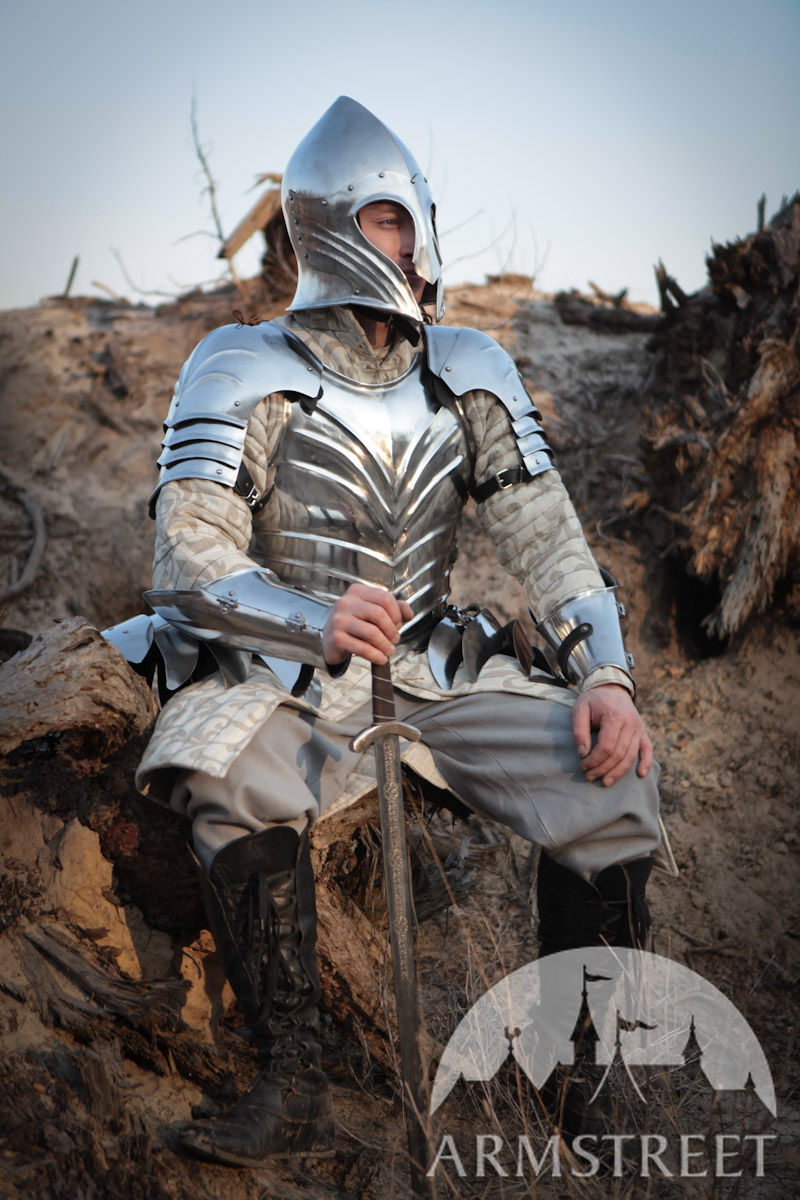 New exclusive elven armour kit