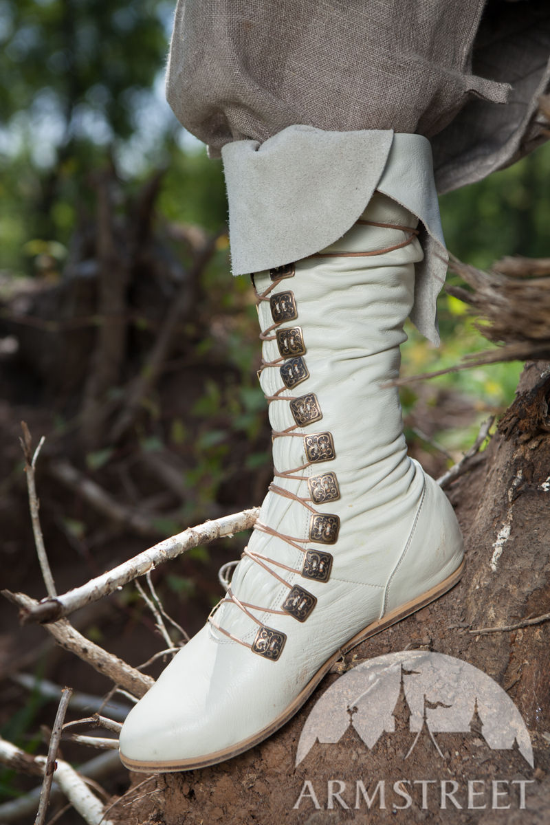 Great quality handmade LARP and SCA boots. Available in ...