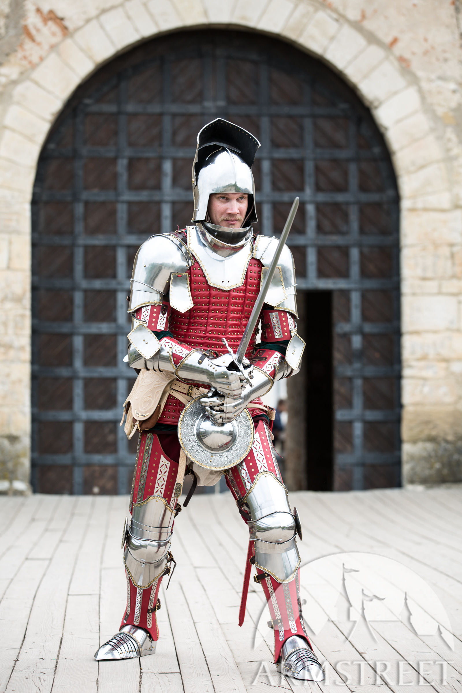 Full Armour Set Quot The Kingmaker Quot For Sale Available In