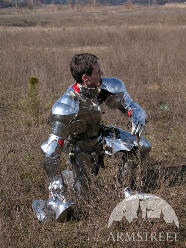 Knight gothic armor full armor suit - great flexibility