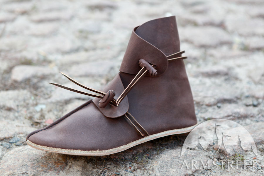 handmade age leather shoes boots for sale