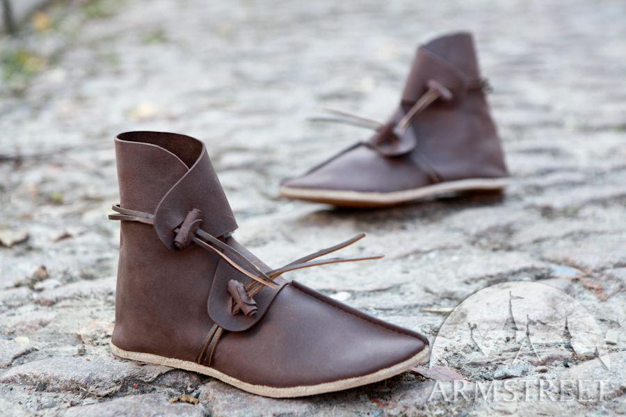 Shoes Dark Brown