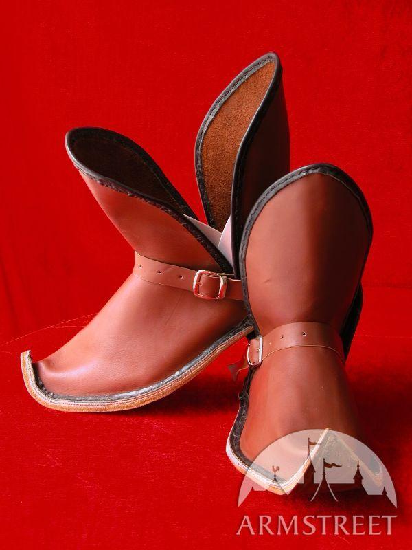abe868c4133e7 Handmade Short Leather Boots
