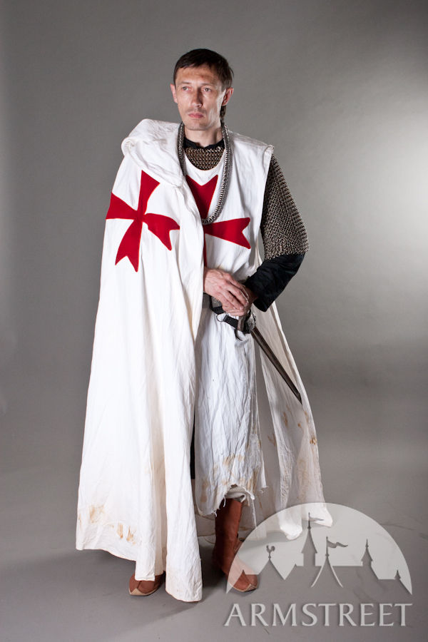 Crusader Templar Knight Costumes series