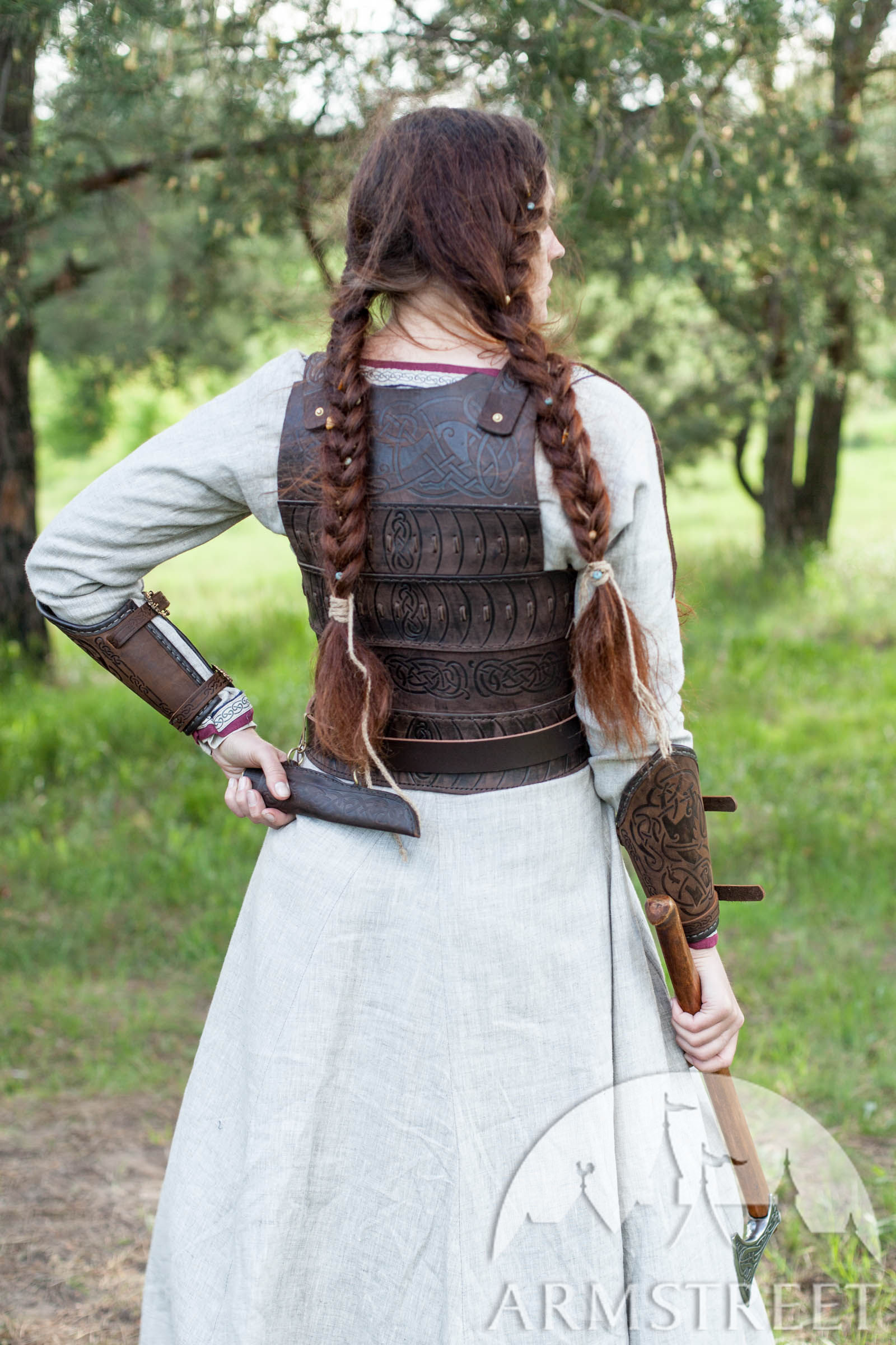 Women S Leather Corset Armor Quot Shieldmaiden Quot Available In