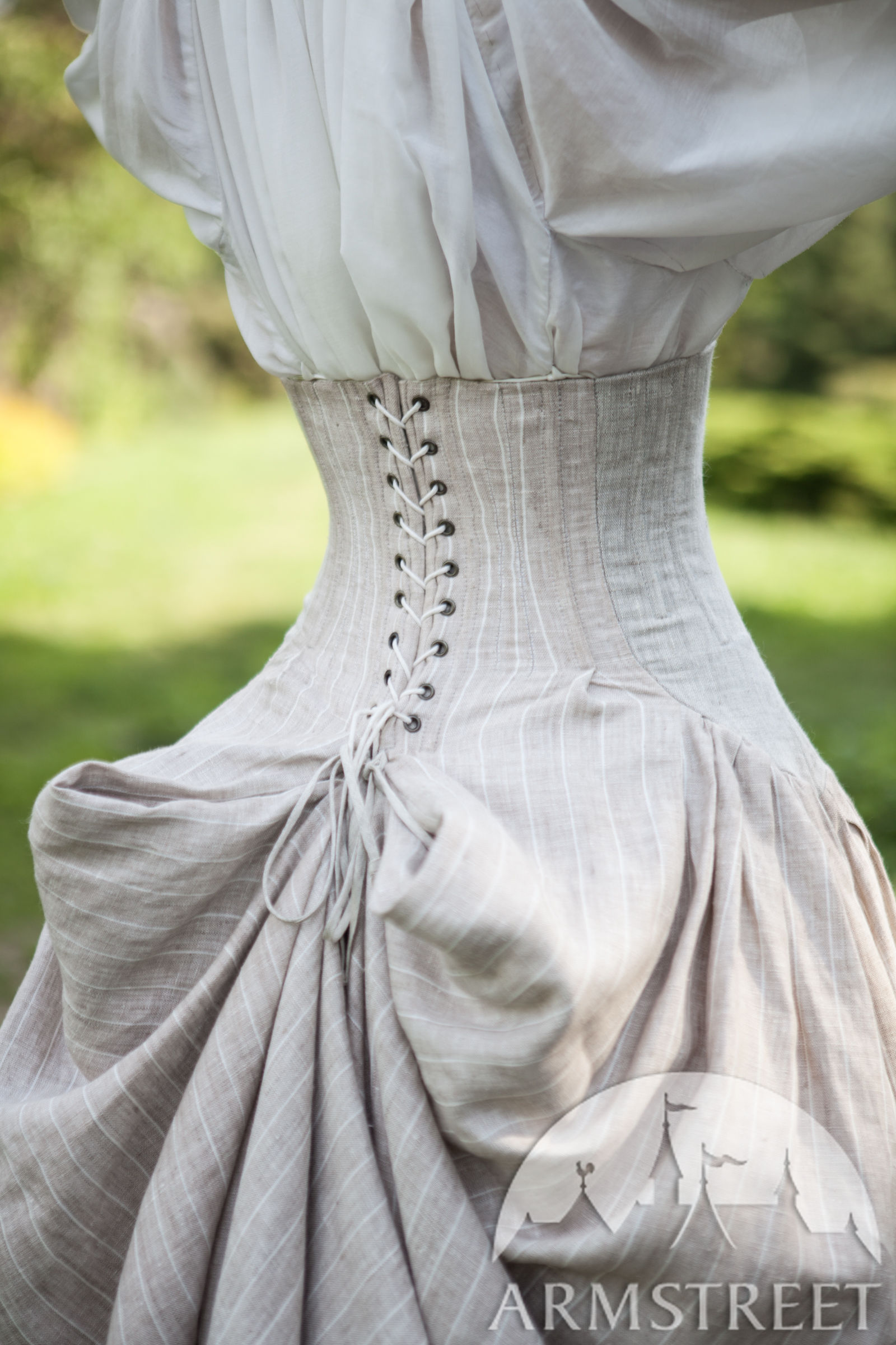 Corset Skirt Quot Snow White Quot For Sale Available In Green