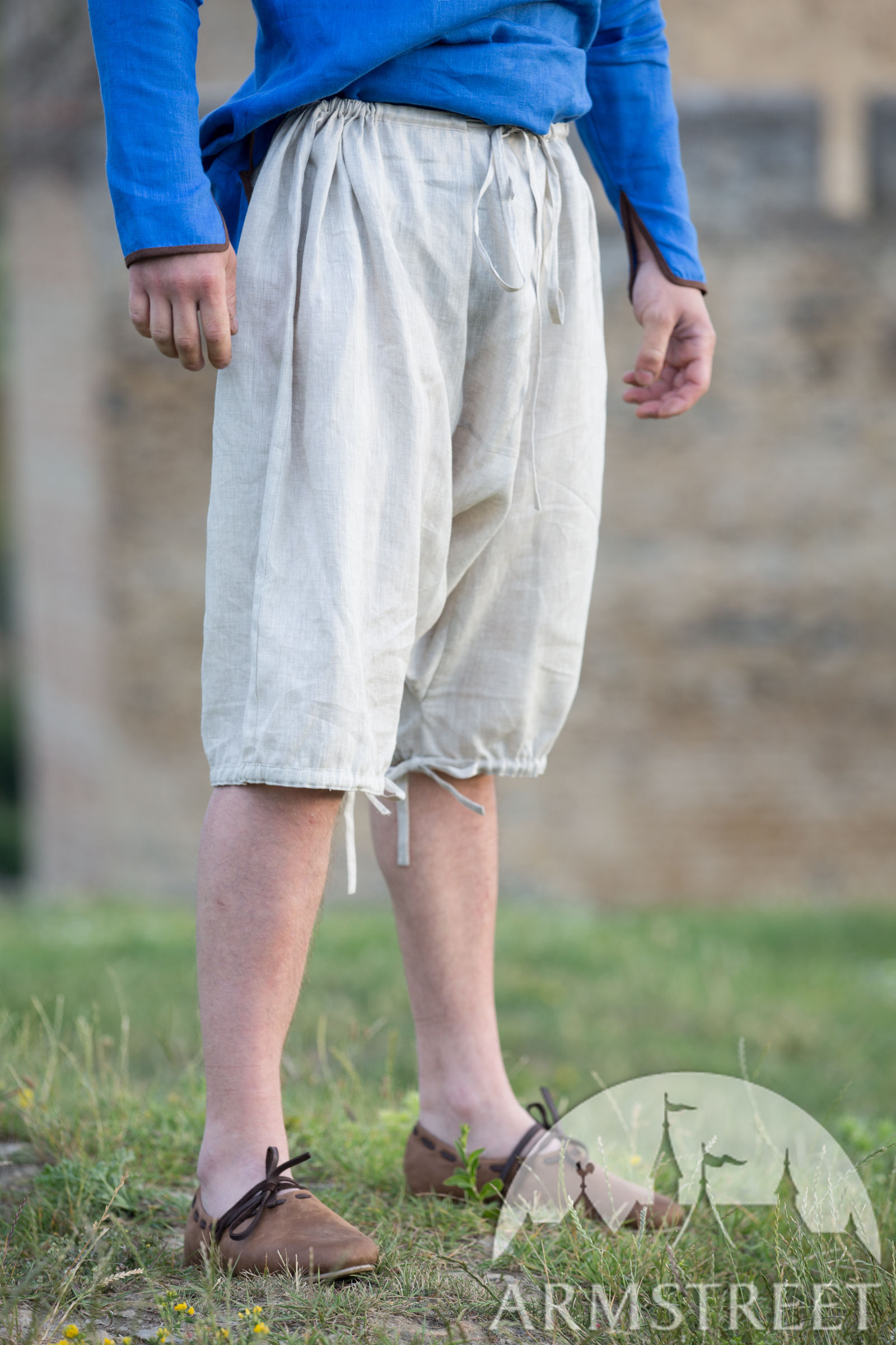 Linen medieval men s underpants for sale. Available in  white fine flax  linen 02a835047849