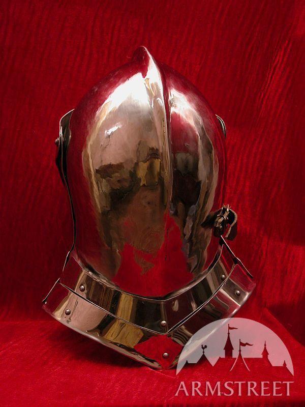 Medieval Armet Helmethelm Helmet Armor For Sale By