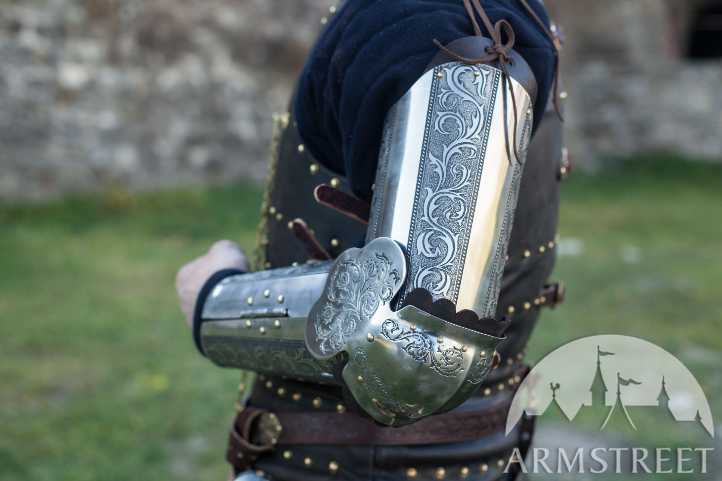 Armor Arms Quot Knight Of Fortune Quot Available In Stainless