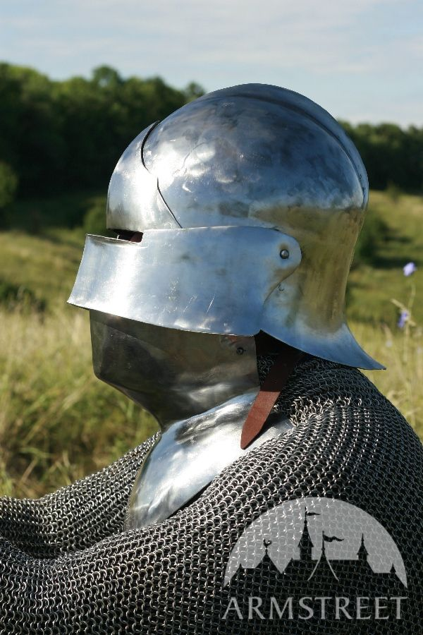 Medieval Helm  Sallet  Sca Armour  Sca Helm For Sale  Available In  Mirror Polishing  Satin