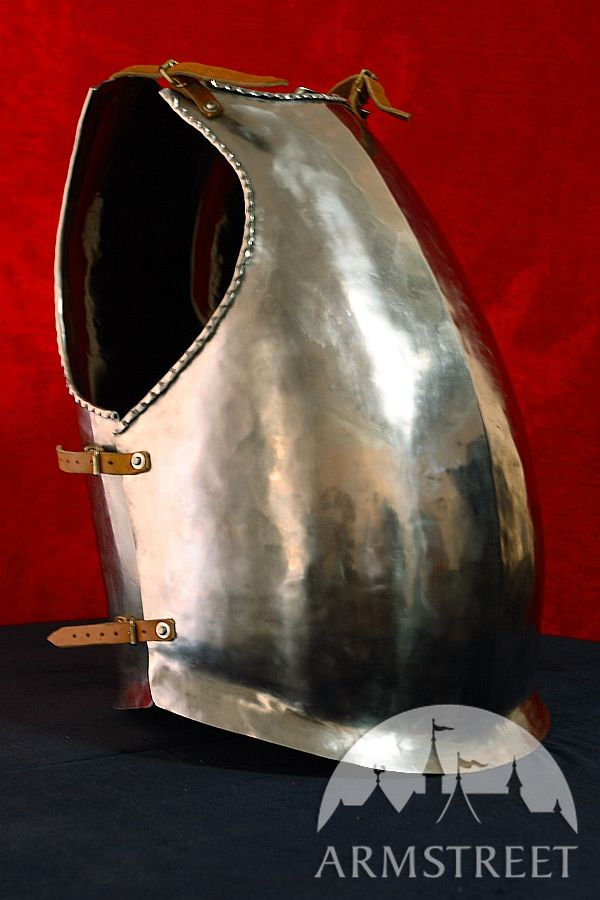 Handforged Wholepiece 16 Ga Cold-rolled Steel Cuirass