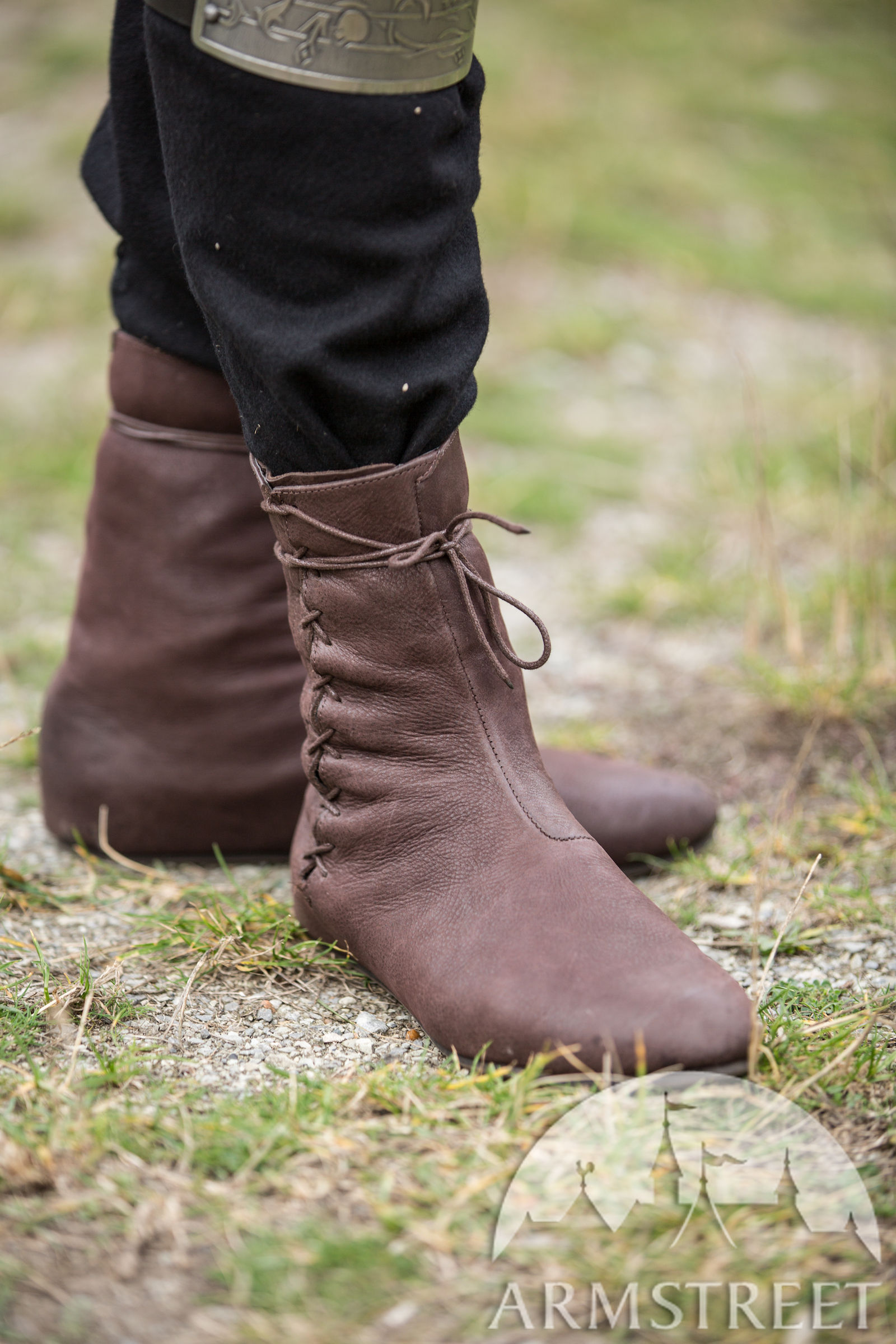 Medieval Boots Are Made Of 100 Natural Leather And Fits