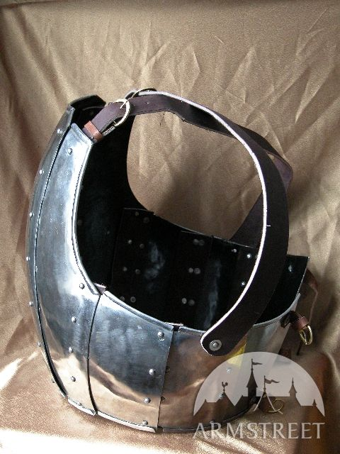 Medieval Breastplate Sca Or Reenactment Armor For Sale