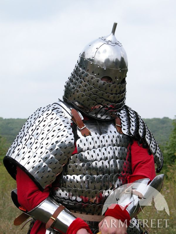 Medieval mongolian Lamellar Armor Body Suit for sale ...