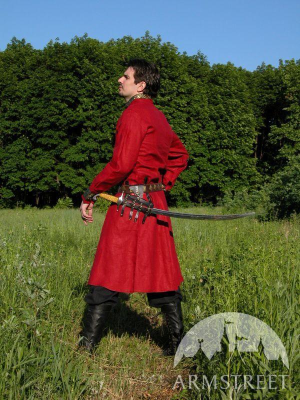 Red Coat Halloween Costume