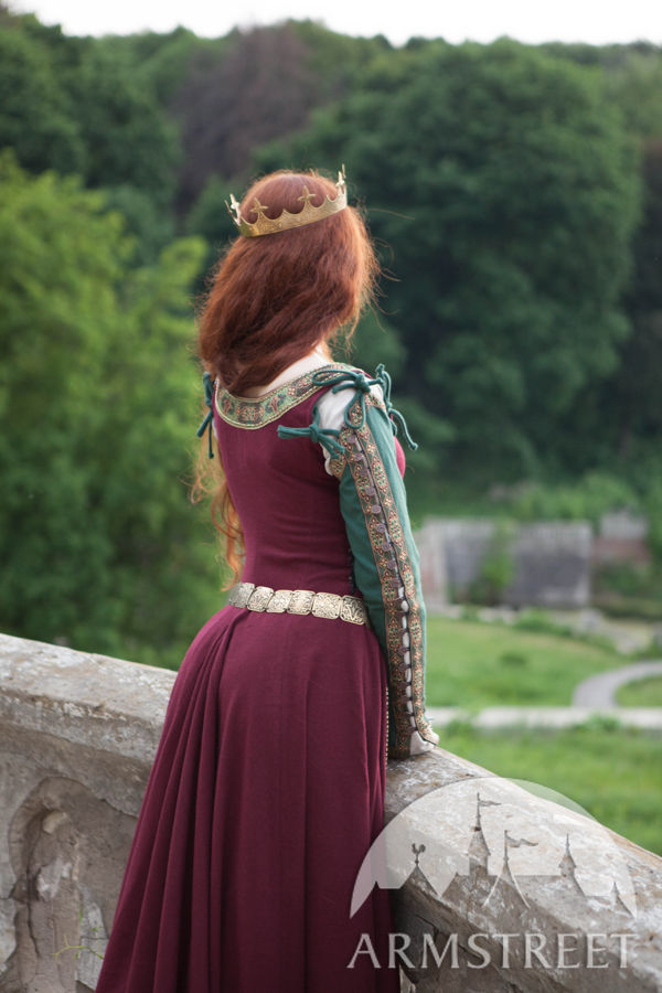 "Medieval Dress ""Greensleeves"" For Noblewomen . Available"