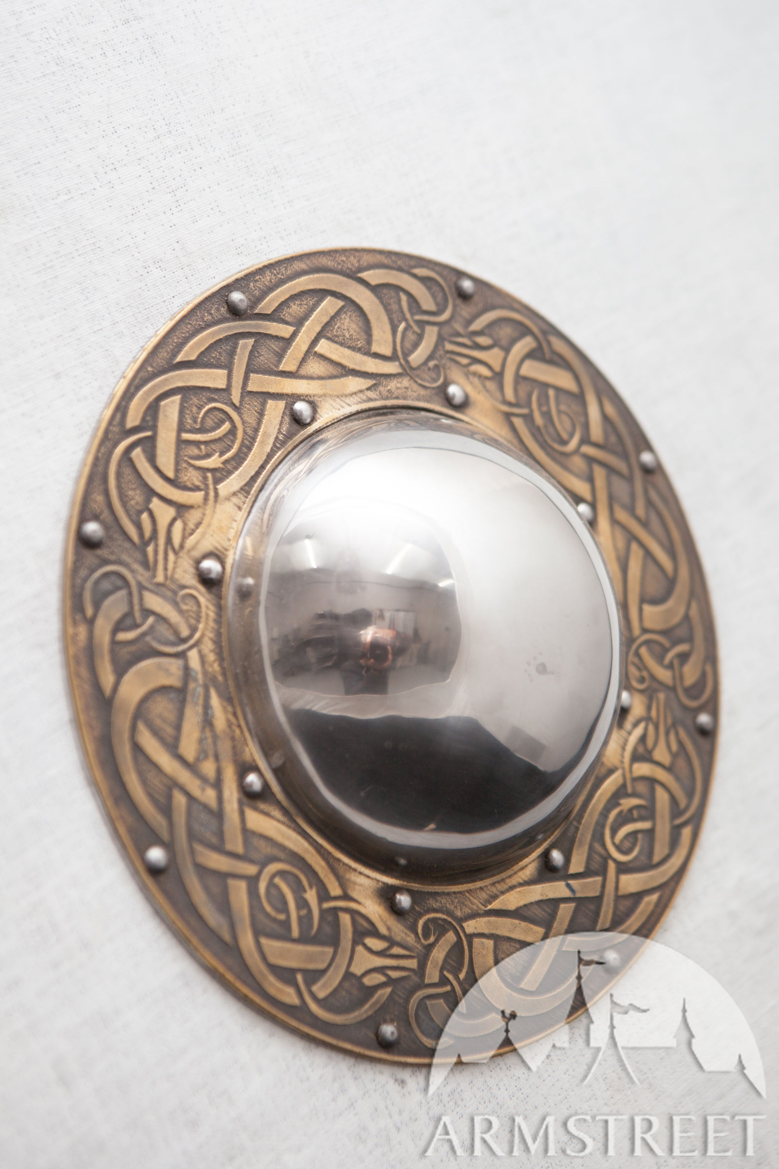 Medium Viking Shield to Paint for Sale. Available in ...