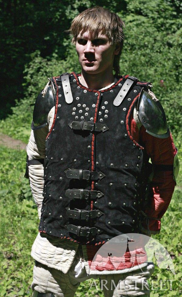 Medieval Armour Brigandine Sca Armour For Sale
