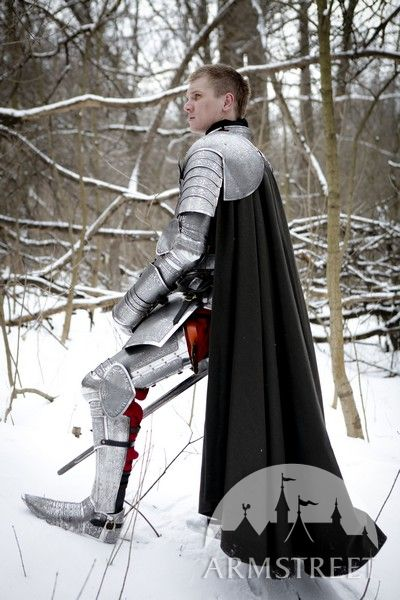 Armor knight paladin medieval SCA armour kit for sale ... Medieval Knights Armor