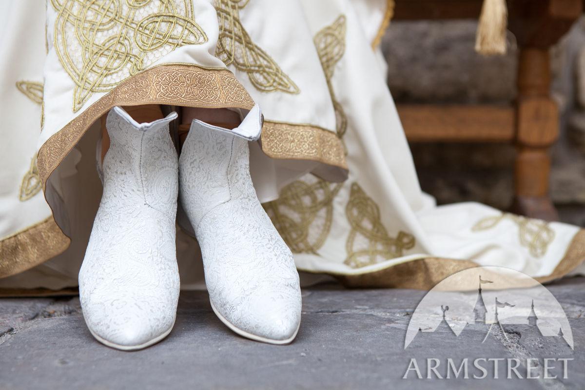Halloween Wedding Shoes