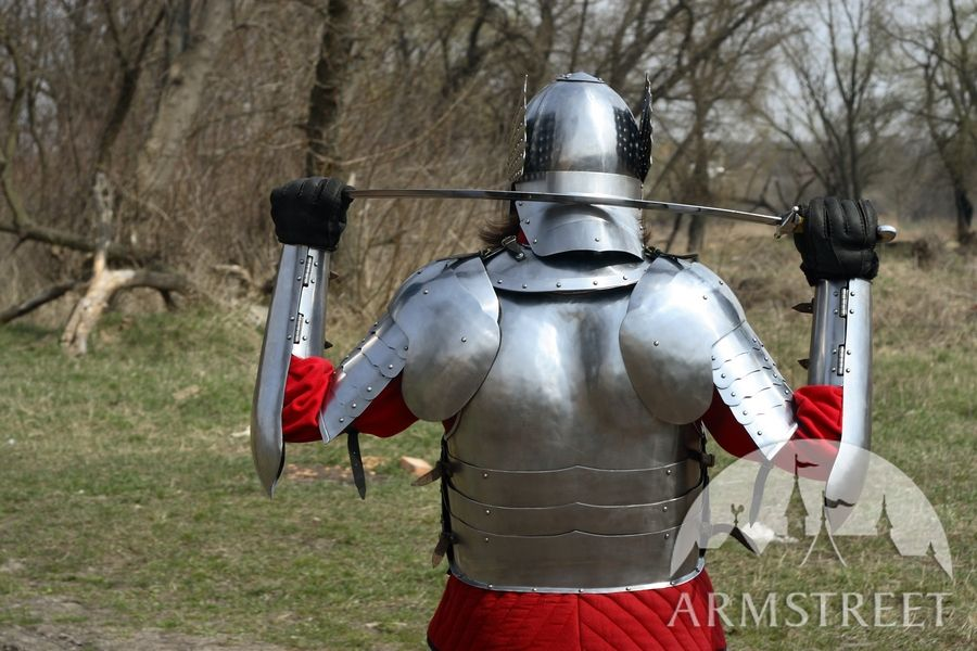 POLISH HISTORICAL HUSSAR ARMOR SUIT