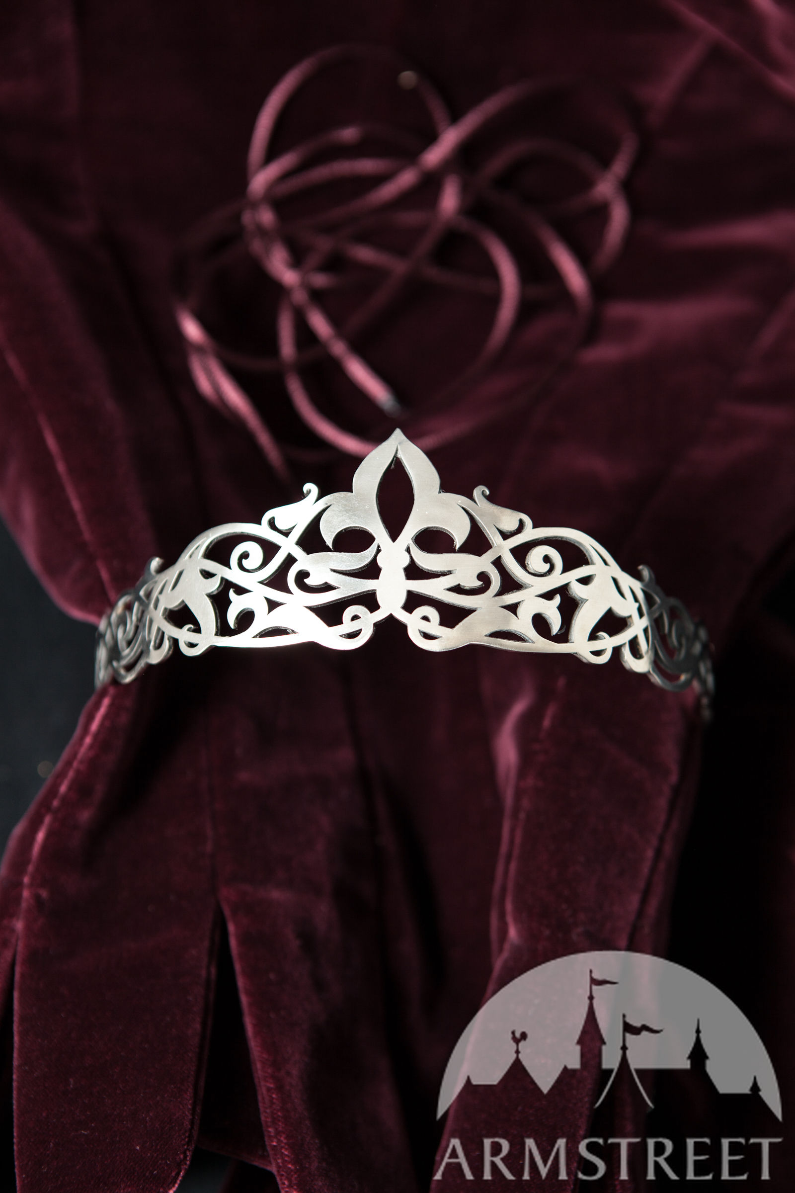 Princess Circlet Crown Available In Brass Melchior