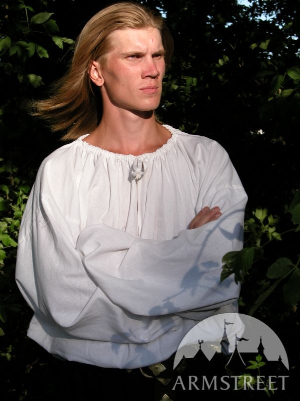 Renaissance/Medieval Flax Linen Shirt for Sale :: by ...