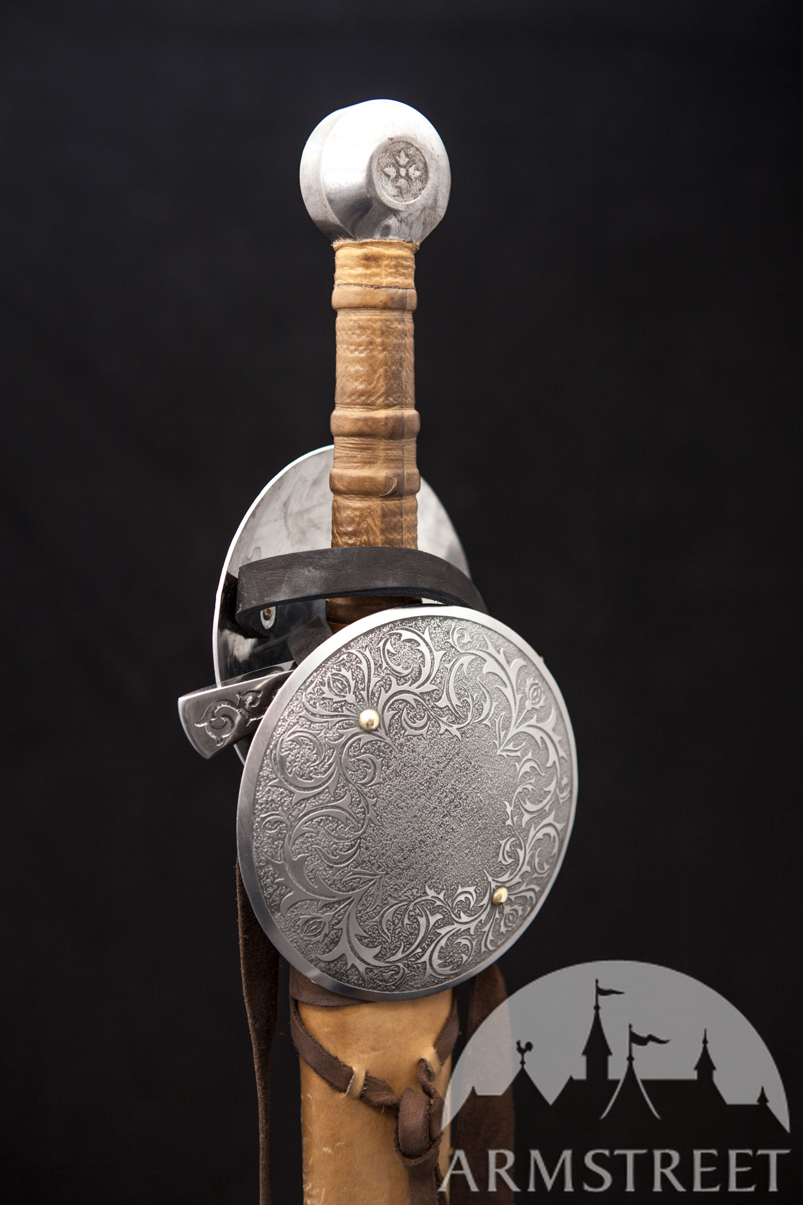 knight of fortune armour rondels available in stainless by medieval store armstreet. Black Bedroom Furniture Sets. Home Design Ideas