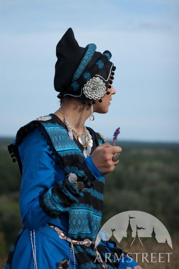 sarmatian fantasy medieval headpiece for sale by