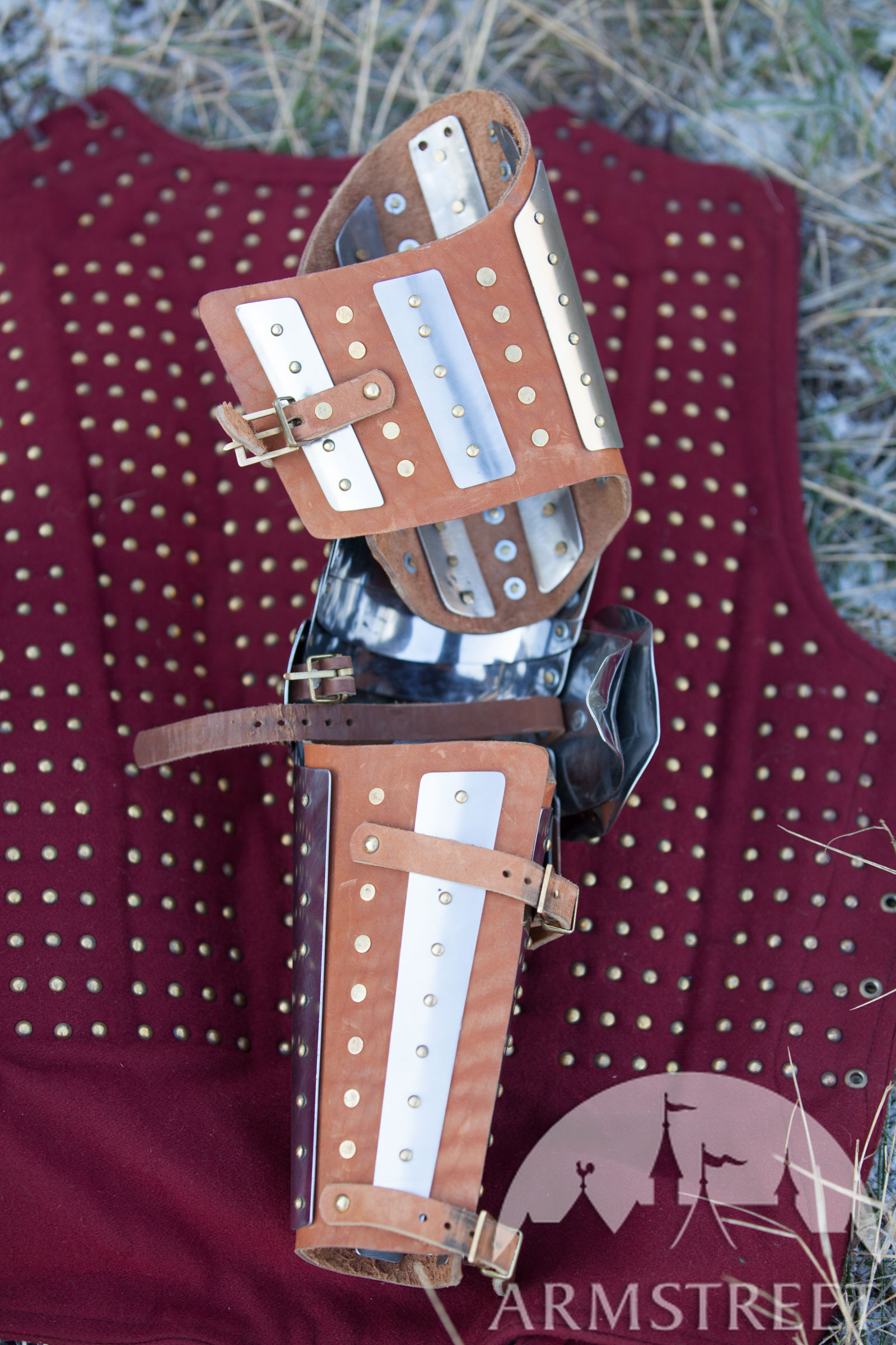 "Splinted Arm Harness ""Hound Of War"""