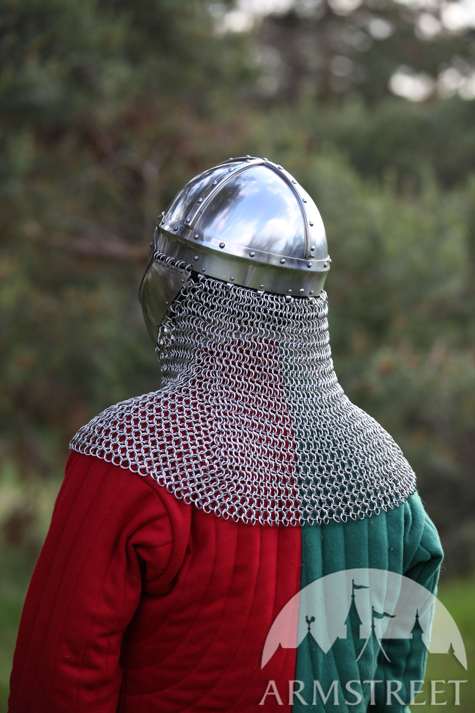 Viking Helmet For Sale. Available In: Stainless Steel 16