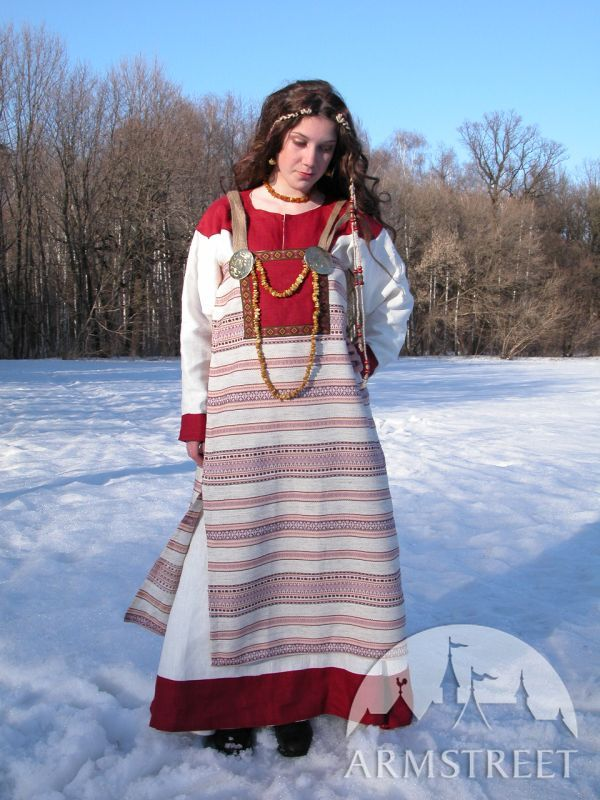 Authentic Women S Viking Clothing