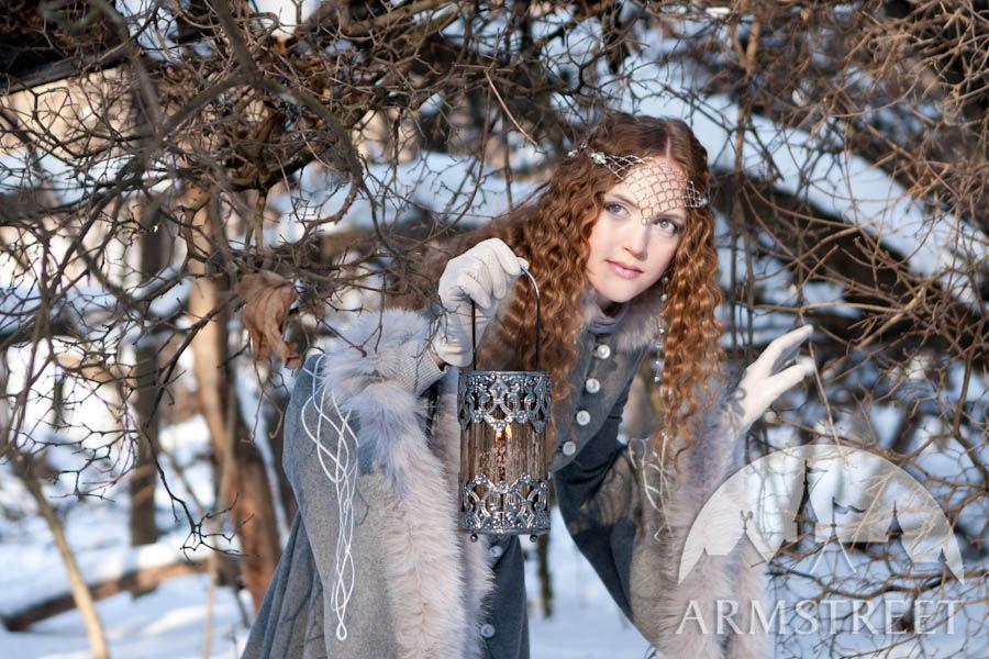 Exclusive Fantasy Fashion Design Coat Heretrix Of The