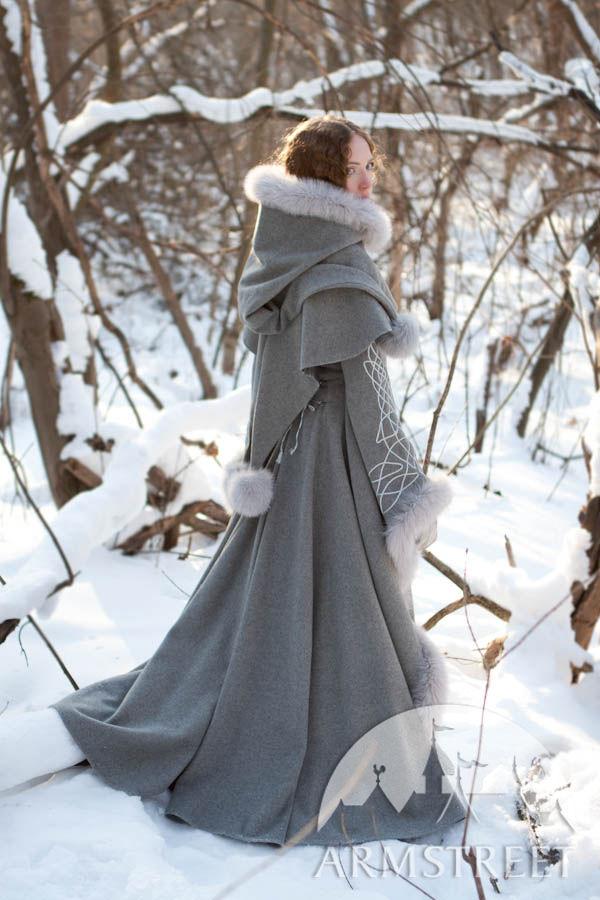 Snowy Woods Aesthetic