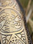 Archer Bracer Etched Armor Lightweight